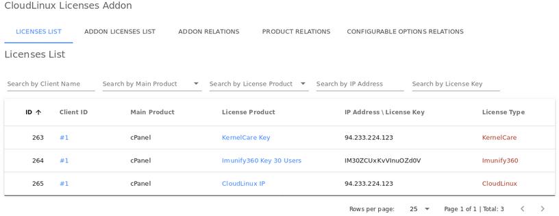 Imunify360 WHMCS Plugin | Documentation
